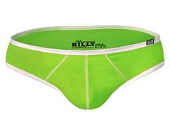 Billy Brief Green