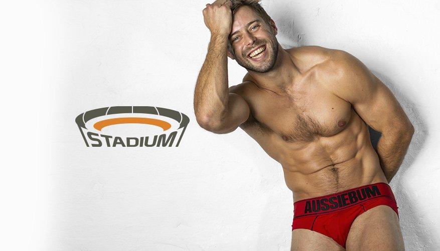 Stadium Red Lifestyle Image