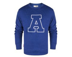 Athletic Sweater Blue