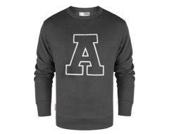 Athletic Sweater Grey