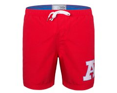 Drylite Surf Short Red