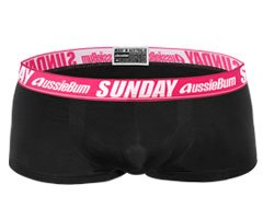 Myday Seamless Black Sunday