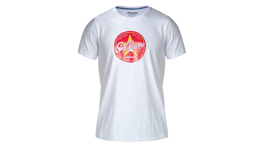 Designer Tee Star Red Lifestyle Image