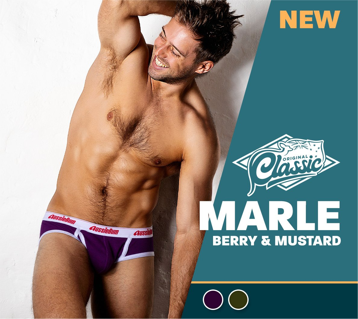 Classic Original Berry Marle Homepage Image