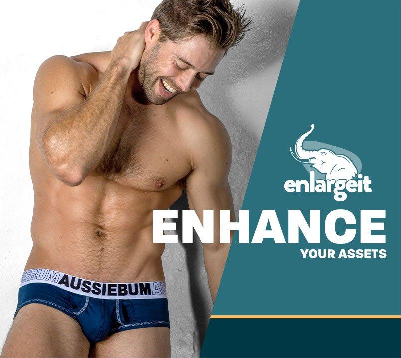 EnlargeIT Navy Homepage Image