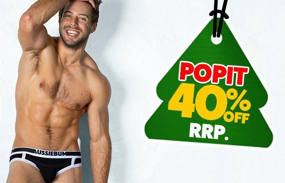 PopIt Black Homepage Image