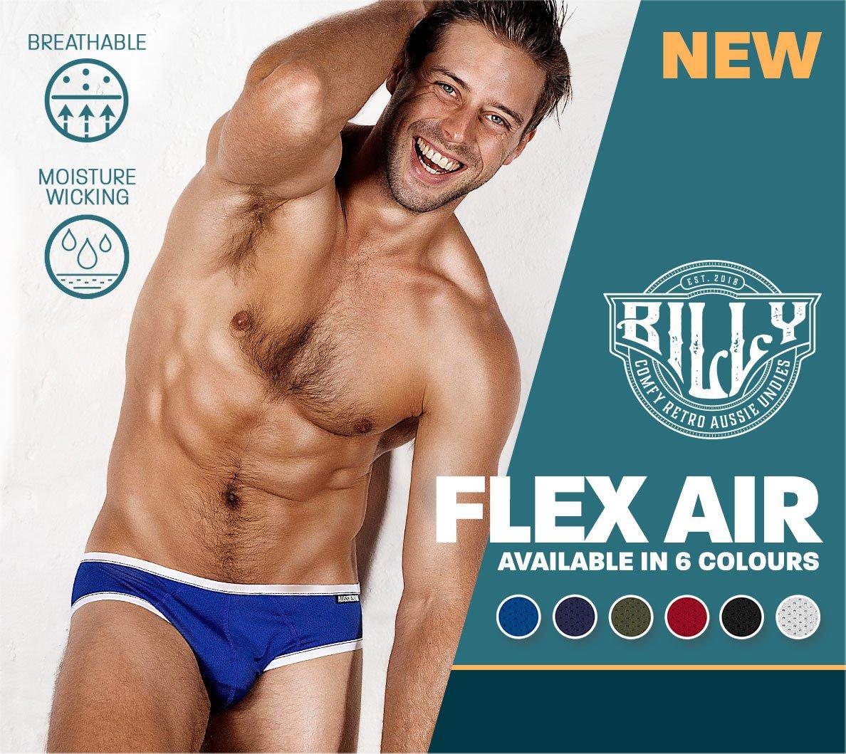 Billy Flex Air Royal Homepage Image