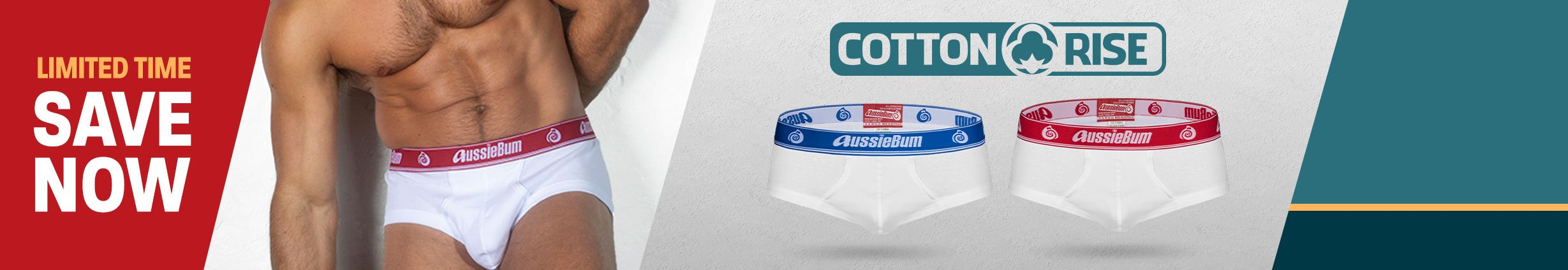 CottonRise Red Homepage Image