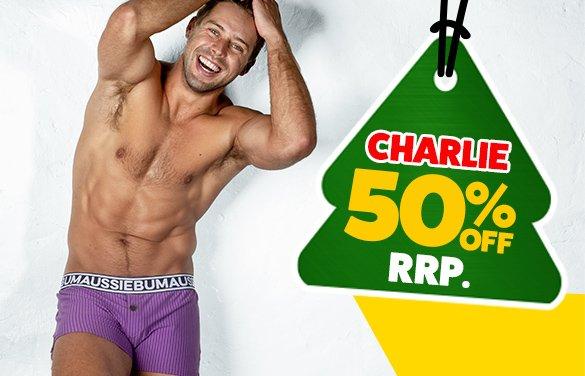 Charlie Purple Homepage Image