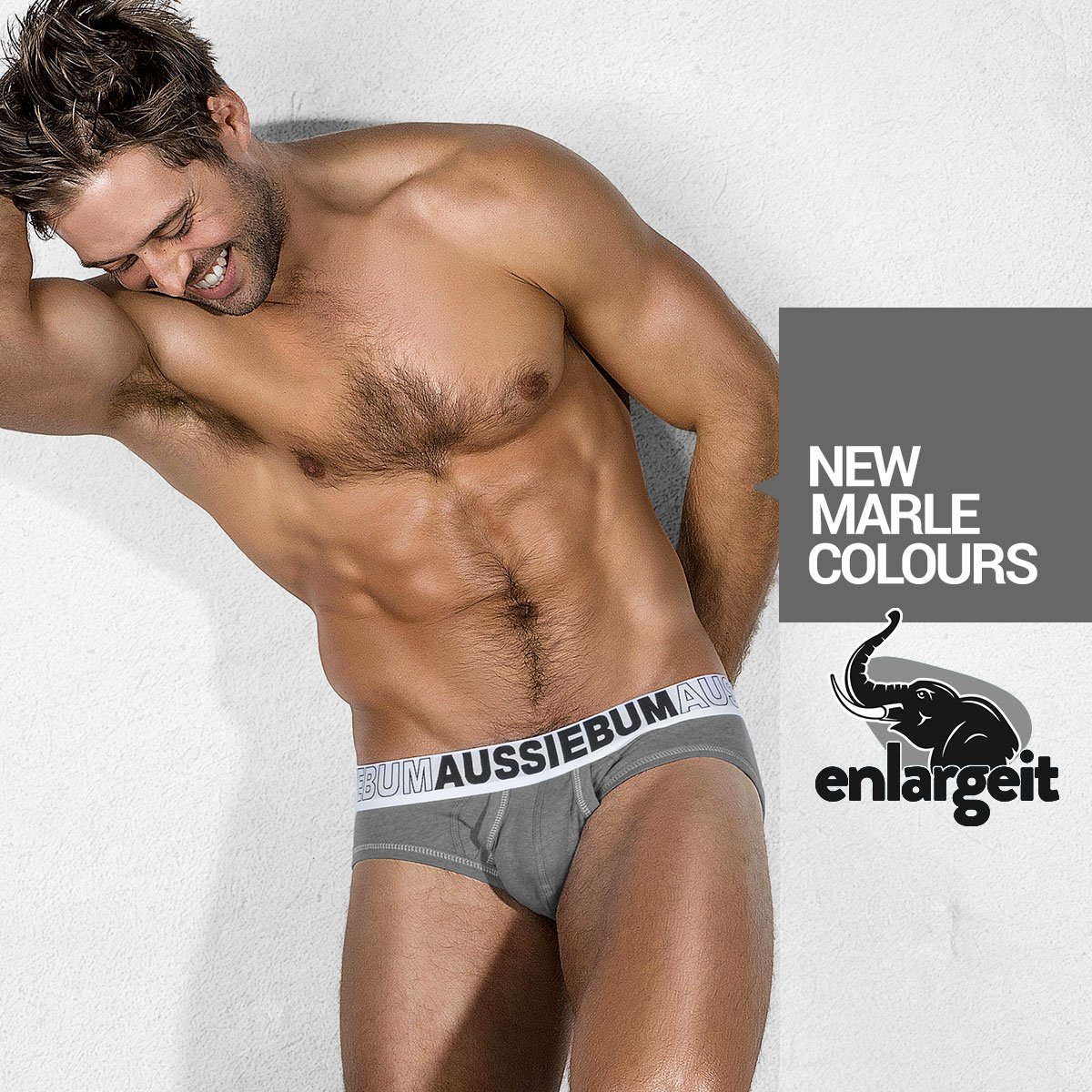 EnlargeIT Grey Marle Homepage Image