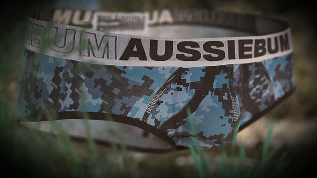 aussieBum's best-selling EnlargeIT undies now in striking new digital camo prints. Release your inner warrior with three bold designs in brief and hipster cut. EnlargeIT utilises a ground breaking ergonomic pouch to maximise comfort, and give you a lift where it counts.