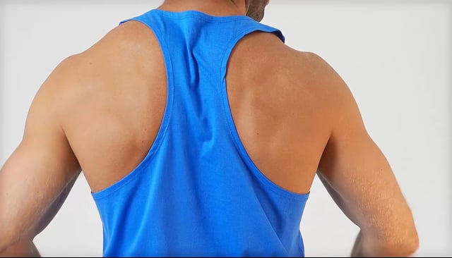 Classic Workout Blue Video Image