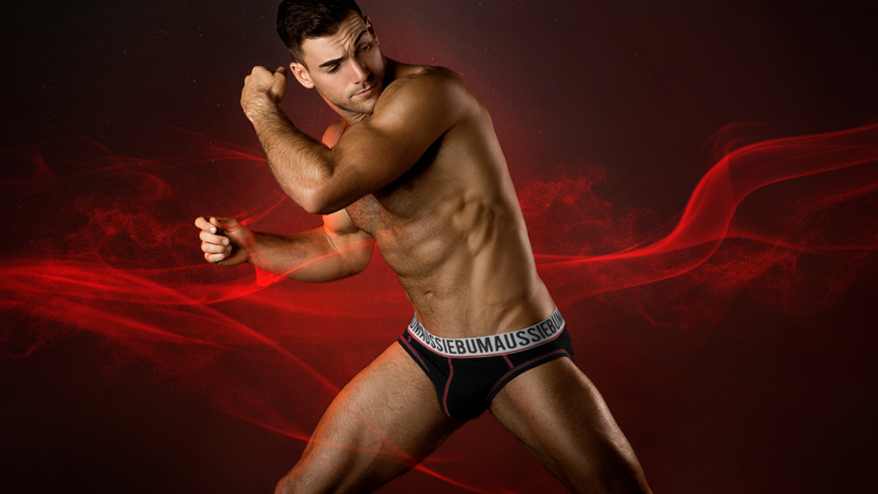 Take aim with Stryker. New from aussieBum this sports performance undies range brings ultra comfort, on or off the field. A super soft micro modal fabric is breathable yet supportive with sports engineered waistband and athletic styling. Get it now in limited edition Xposed Jock, brief and hipster cuts, with a long leg available for extra support when you need it most. Proudly Australian made.