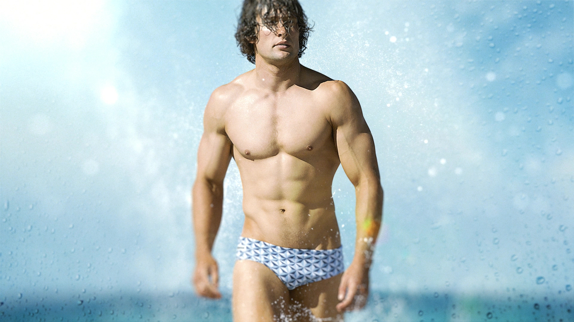 Introducing the new benchmark in men's swimwear globally; LUXE. In conjunction with France's leading boutique fabric knitting company, aussieBum's new LUXE collection is a game-changer in quality, design and style. Made in Australia by our talented craftspeople, LUXE brings sophistication and elevates your personal style for any summer holiday event. Strictly limited edition, with only 150 garments ever to be made per style. Expect the very best and we guarantee you will not be disappointed. Proudly Australian made.