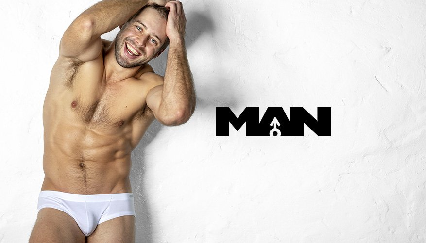 Man White Ltd.Edit Lifestyle Image