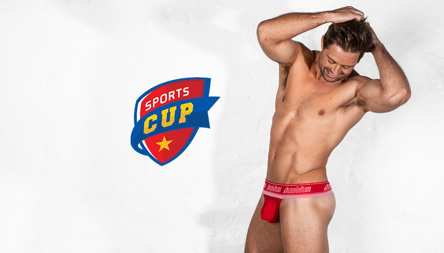 SportsCup Red Lifestyle Image