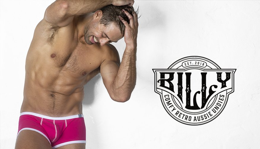 Billy Pink Lifestyle Image