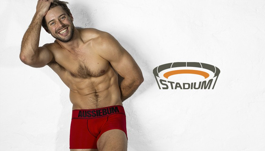 Stadium Red Lifestyle Image