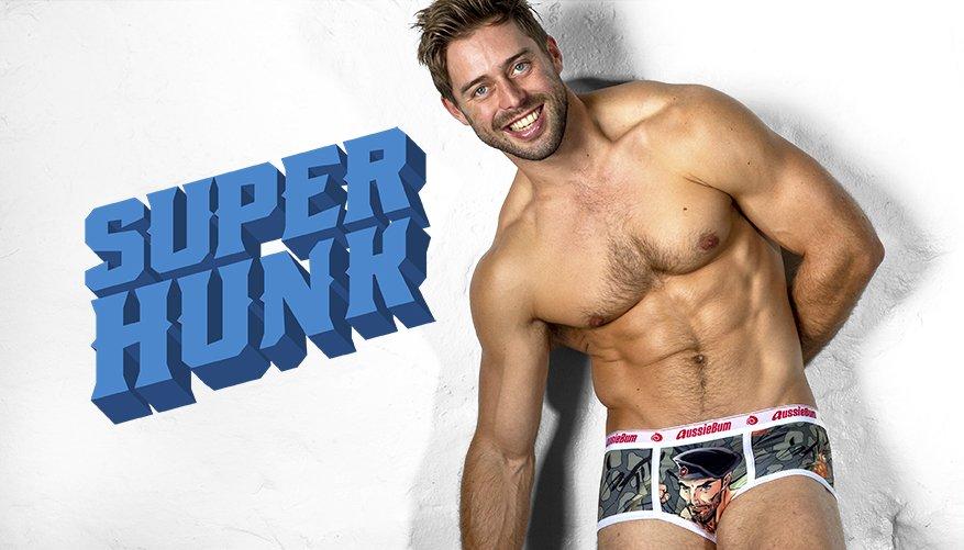 Superhunk Army Man