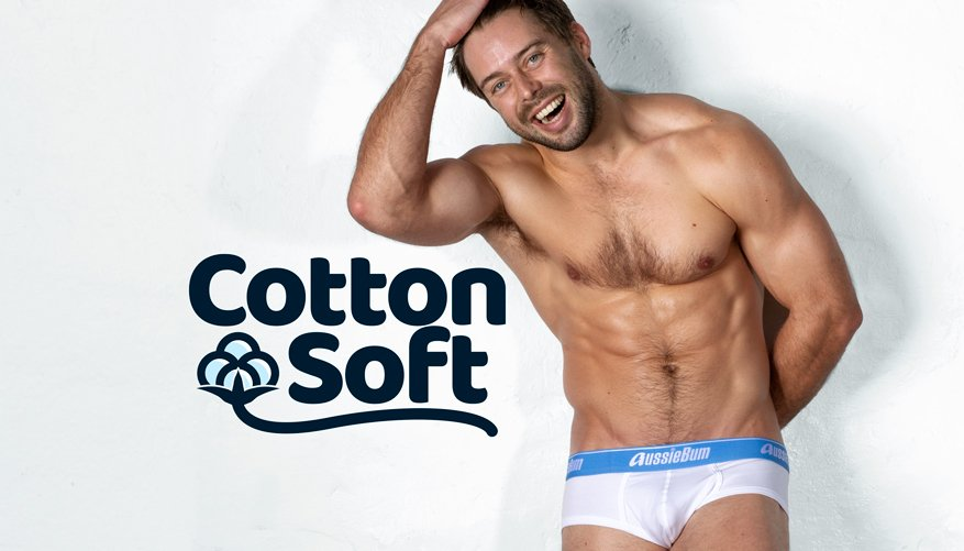CottonSoft Brf Ocean White
