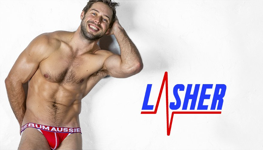 Lasher Red Lifestyle Image