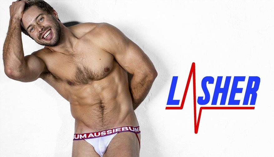 Lasher White Lifestyle Image