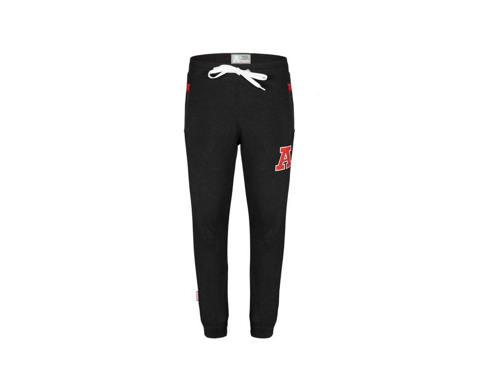 Athletic Trackpant Black Main Image