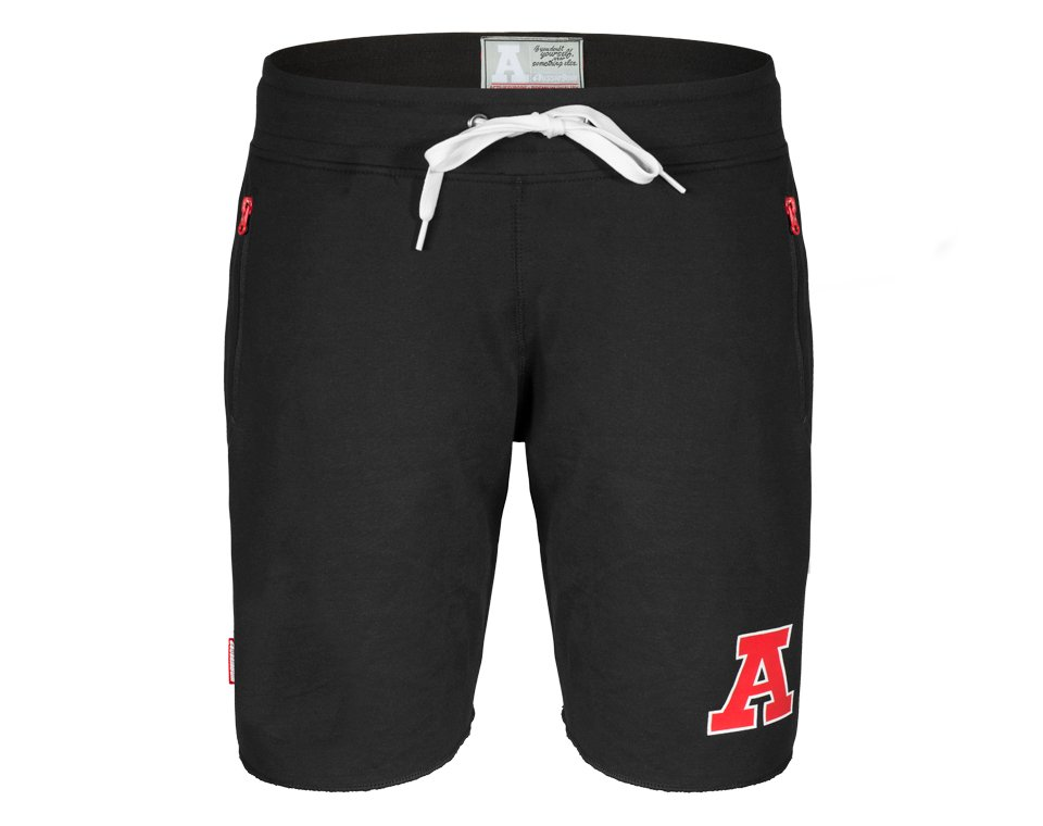 Athletic Gymshort Black Main Image