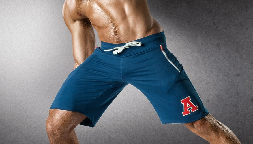 Athletic Gymshort Royal