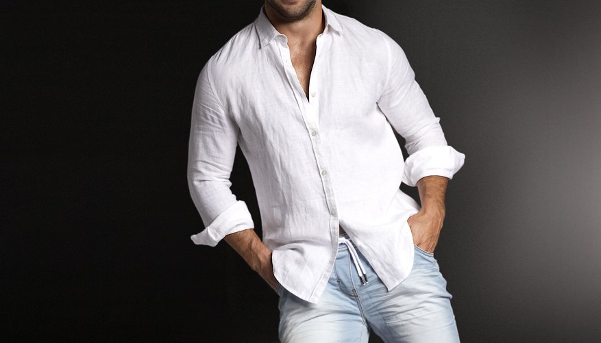 Avalon Linen Shirt Shirt White