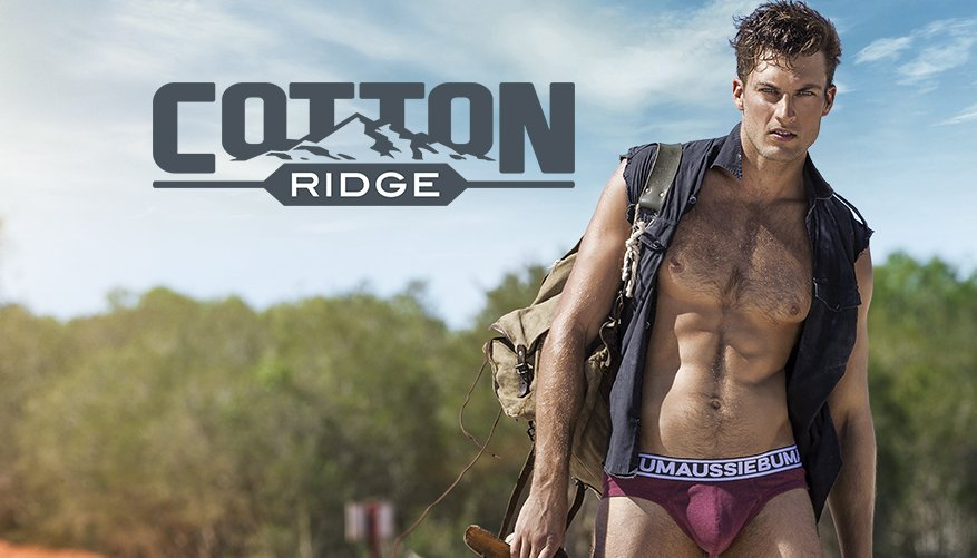 CottonRidge Brief Maroon