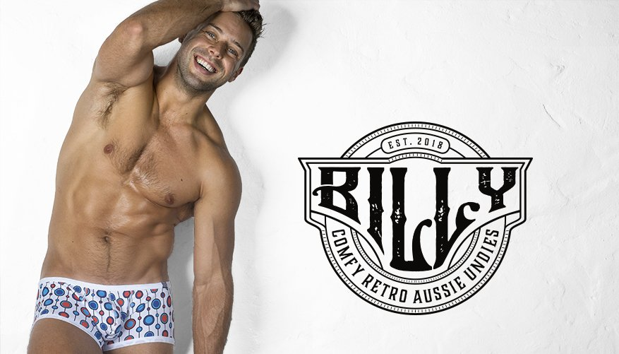 Billy Spots Blue Lifestyle Image