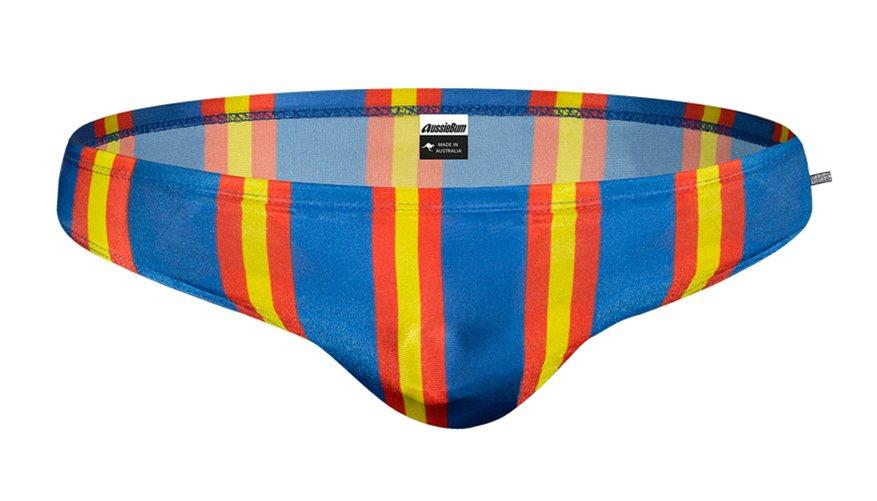 Vintage Stripes Newman Lifestyle Image
