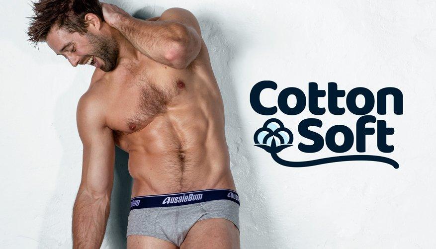 CottonSoft Sapphire Grey Lifestyle Image