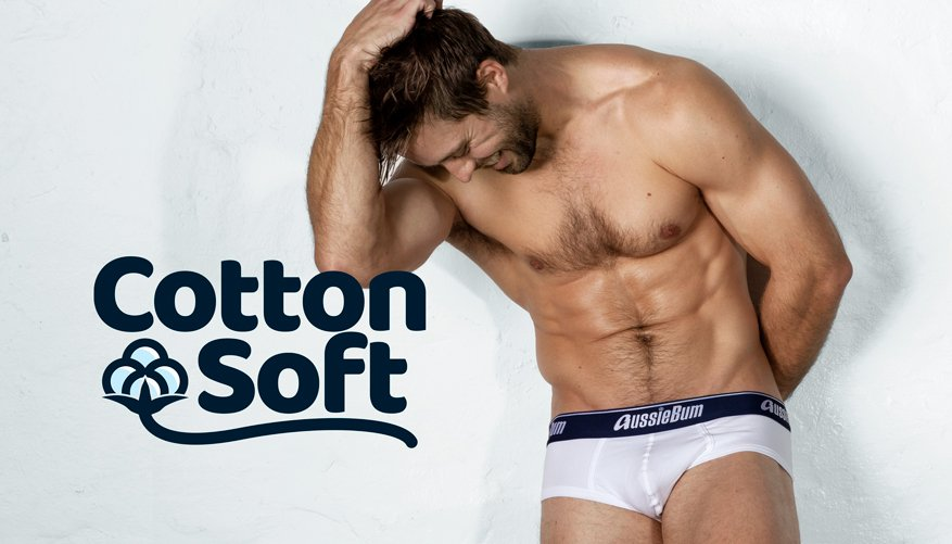 CottonSoft Sapphire White Lifestyle Image