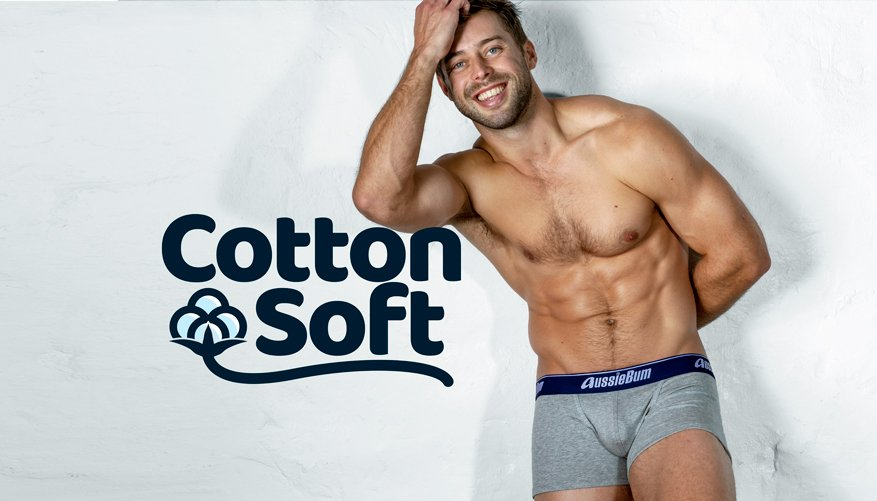 CottonSoft Hip Sapphire Grey Lifestyle Image