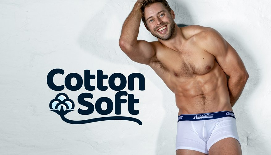CottonSoft Sapphire White