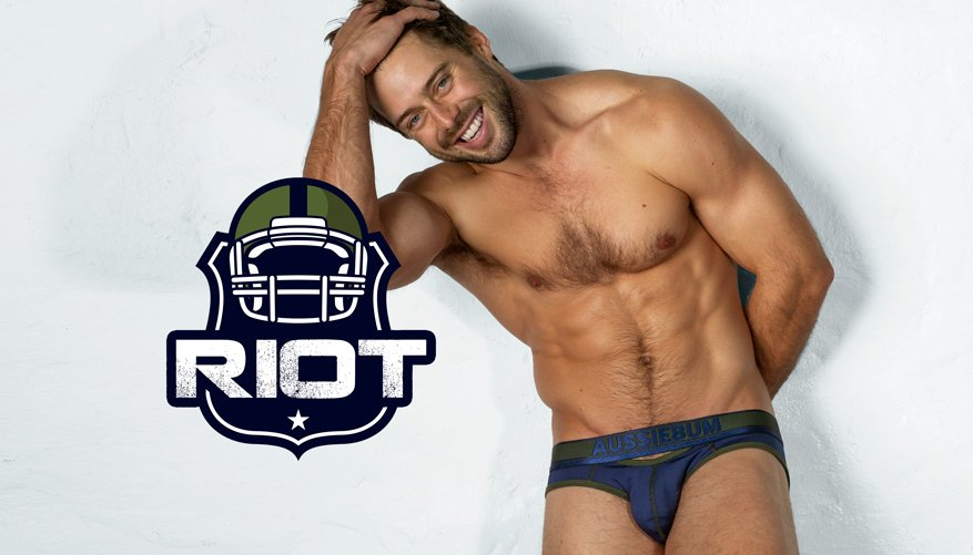 Riot Brief Navy