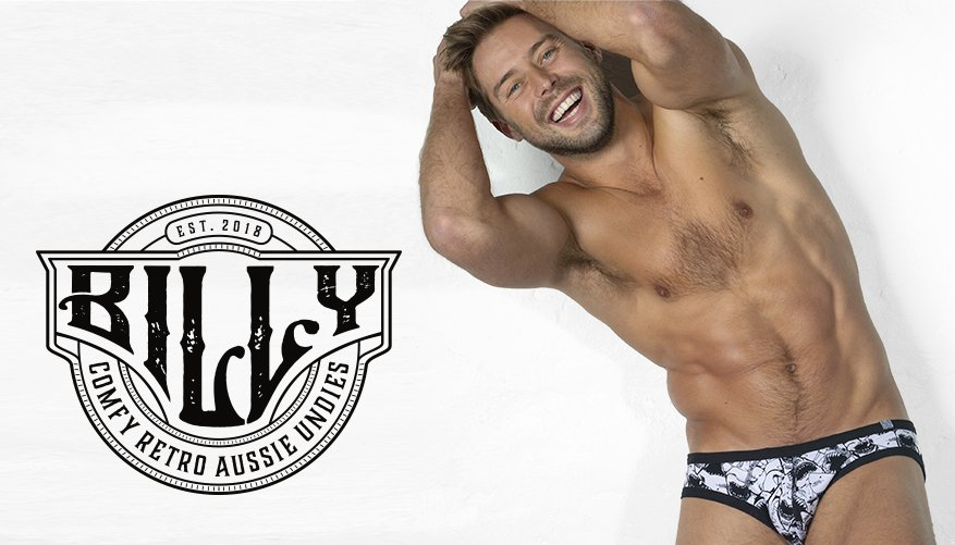 Billy Brief Sharks Lifestyle Image