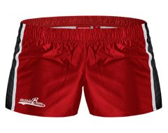Rugby Pro Short Red
