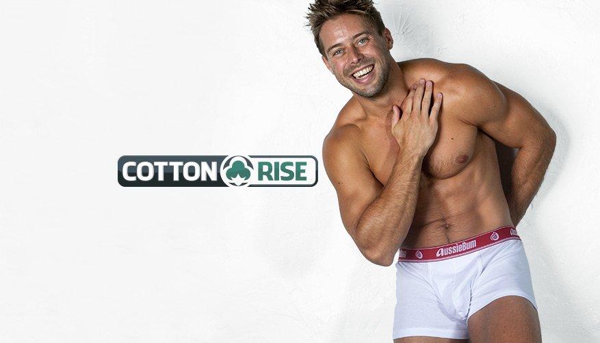 CottonRise Red Lifestyle Image