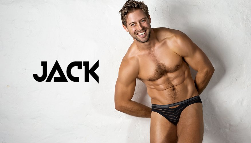 Jack - Brief - Black