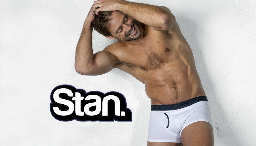 Stan Ocean White Lifestyle Image