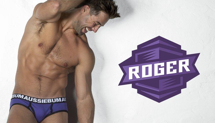 Roger Purple