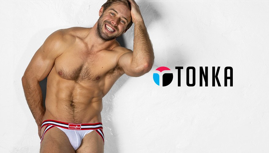 Tonka-Brief-White