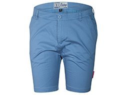Chino short Blue