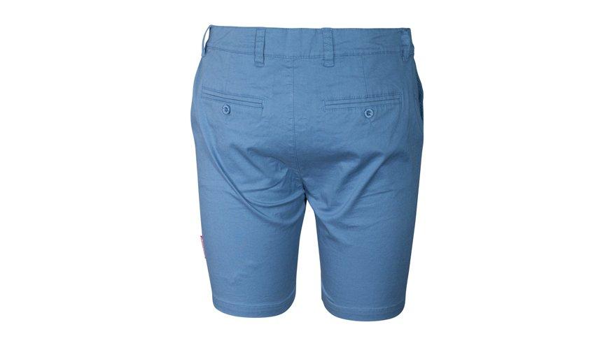 Chino short Blue Lifestyle Image