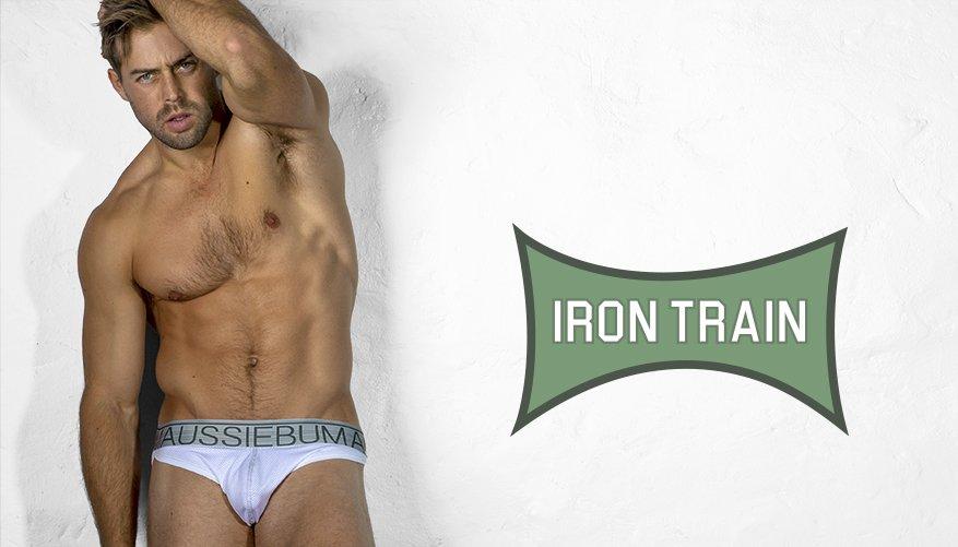 IronTrain White Lifestyle Image