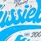 Designer Tee Waves Blue Swatch Image