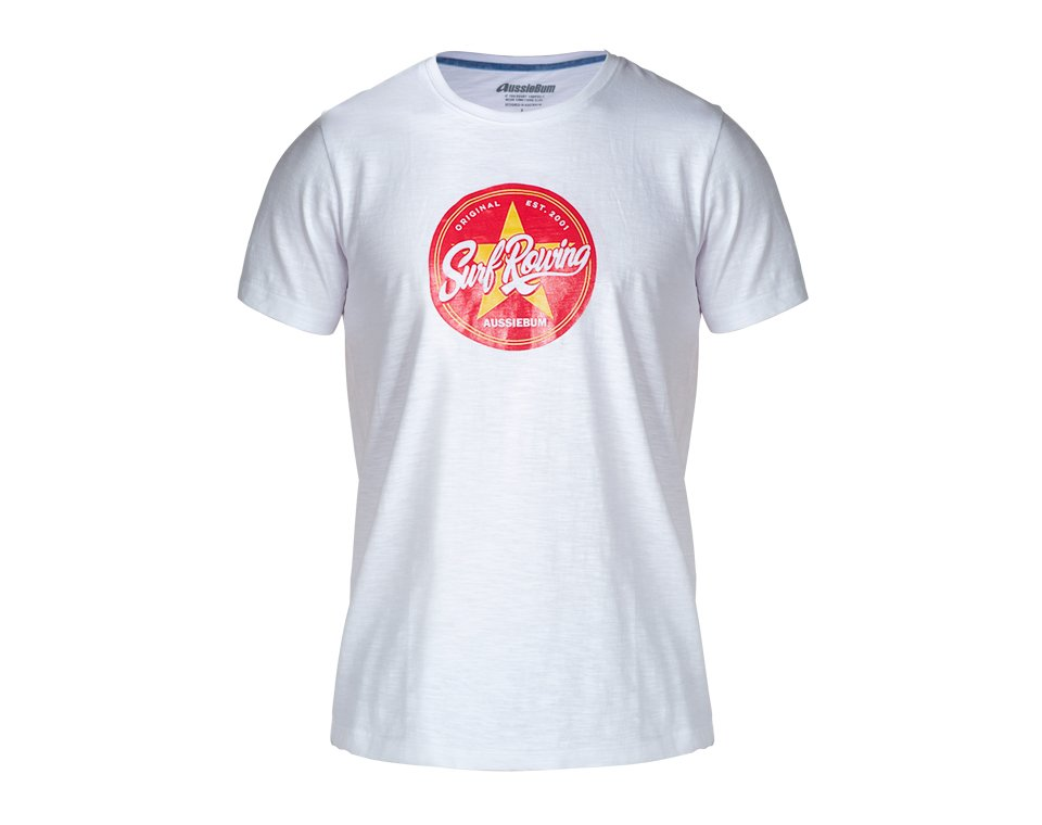 Designer Tee Star Red Main Image